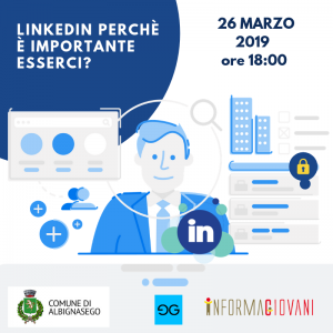 Workshop LinkedIn Albignasego